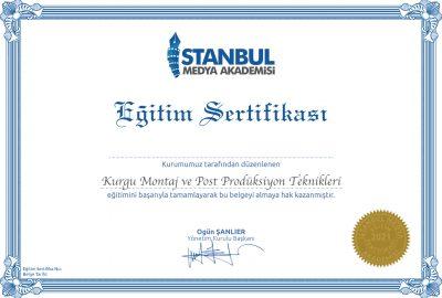 kurgu_sertifika
